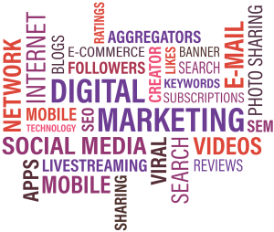 Le leve del Digital Marketing